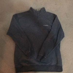 Columbia Men's Hart Mountain Half Zip Sweatshirt